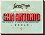 Welcome To San Antonio