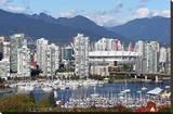 Vancouver Downtown False Creek
