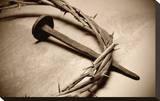 Jesus Crown of Thorns & Nail