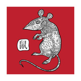Rat Chinese Zodiac Animal Astrological Sign