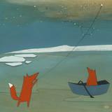 Bring You the North Star Reproduction d'art par Kristiana Pärn