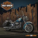 Harley-Davidson - 2016 Calendar