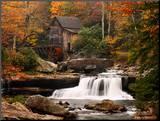 Glade Creek Mill  West Virginia