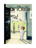 The New Yorker Cover - January 29  2007