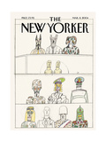 The New Yorker Cover - March 8  2004