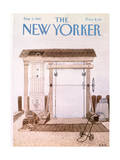 The New Yorker Cover - August 3  1981