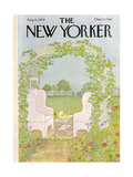 The New Yorker Cover - August 6  1979