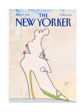 The New Yorker Cover - May 17  1993