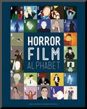 Horror Film Alphabet - A to Z