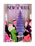 The New Yorker Cover - December 18  1937