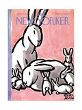 The New Yorker Cover - April 17  1965