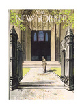 The New Yorker Cover - June 4  1955