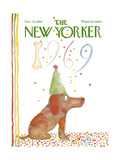 The New Yorker Cover - December 28  1968