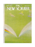 The New Yorker Cover - August 7  1978