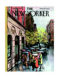 The New Yorker Cover - April 21  1951