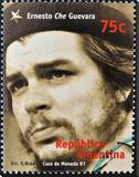 Che Guevara Stamp Argentina'97