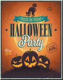 Happy Halloween Party invite