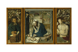 The Dresden Altarpiece  C 1496