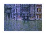 The Palazzo De Mula in Venice  1908