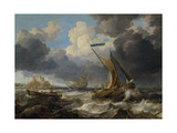 Sea Scene  1640