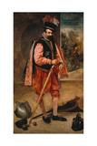 Bildnis Des Hofnarren 'Don Juan De Austria'