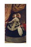 Queen Maria Anna  1652-53