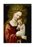 Madonna and Child  1520