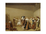 Dining and Celebrating Party  C 1640