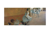 Dancers Ascending a Staircase  C 1886-1888