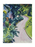 Garden Path  1912