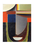 Abstract Head: Andante (Abstrakter Kopf: Andante)  1933