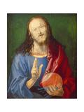 Christo Salvator Mundi (Unfinished)  C 1501-04