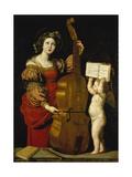St Cecilia  C 1620