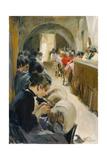 The Lacemakers (Spetsknypplerskor)  Venice  1894