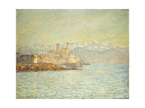 The Old Fort at Antibes  1888