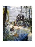 A Garden in Normandy  1898