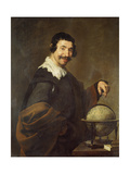Demokrit (Or: Man with Globe)  1625-30