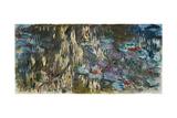 Nymphéas (Reflets De Saule)  1916-1919