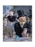 Le Café - Le Concert  1878