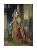 Portrait of Marquise Geromina Spinola - Doria Von Genua