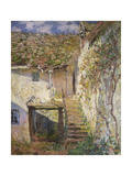 The Stairs  1878
