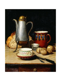 Still Life: Coffee and Potatoes  1897