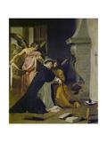 Temptation of St Thomas Aquinas