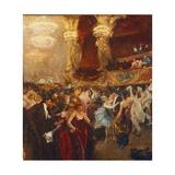 The Masked Ball at L'Opera