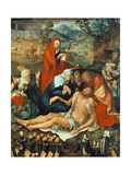The Lamentation of Christ (Holzschuherische Beweinung)