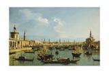 The Bacino Di San Marco  Venice