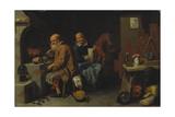 The Alchemist's Workshop  1648