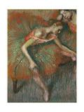 Dancer  Circa 1899