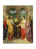 The Marriage of Tobias with Sarah  1842