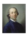 Portrait of Johann Gottfried Von Herder (1744-1803)  1785